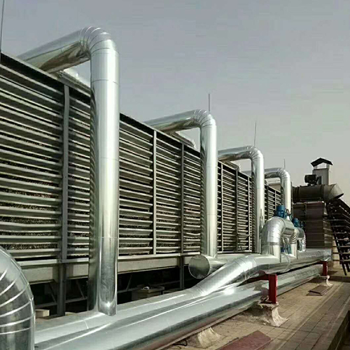 铝皮管道保温施工