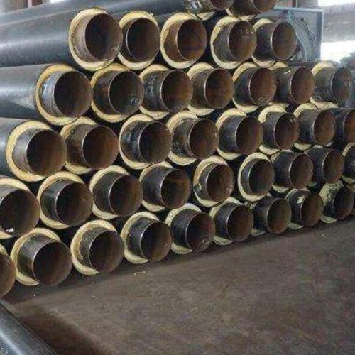 聚氨酯夹克管施工