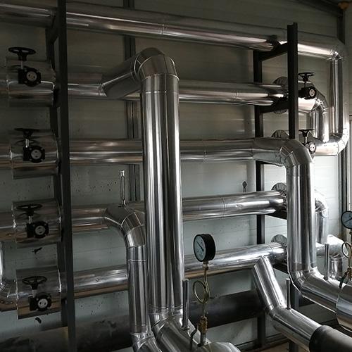 欧森纳管道设备保温施工