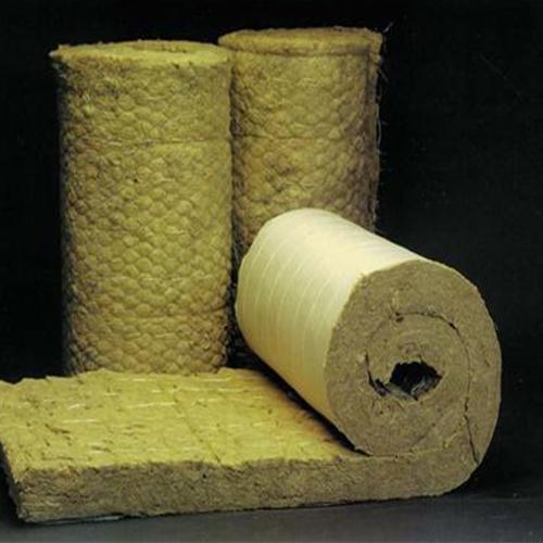 岩棉毡成棉工艺