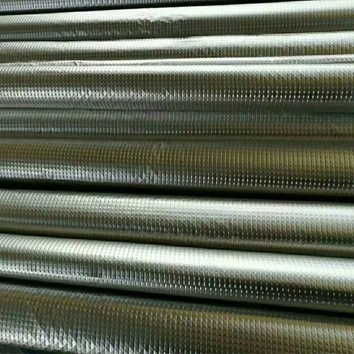 橡塑贴膜保温材料