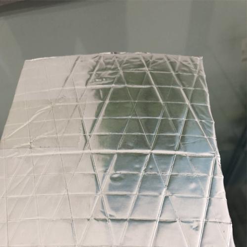 橡塑贴膜闭泡式结构